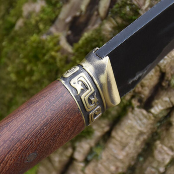 Longquan forging household woodcutting knife outdoor tree cutting knife ghost hand for agricultural woodcutting machete 3