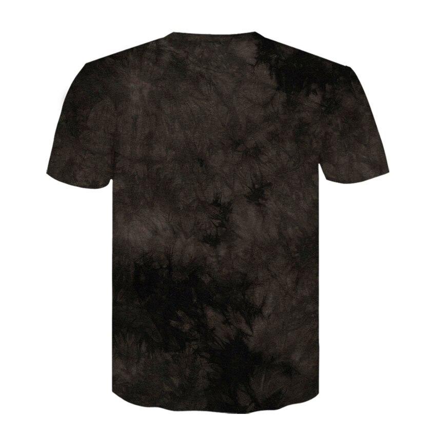 D-188-凯诚T恤短袖模板-后
