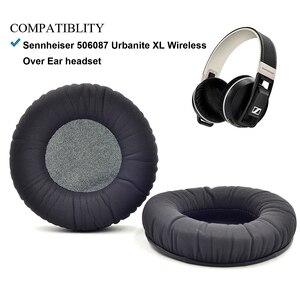 Image 2 - Defean almohadillas para los oídos, para Sennheiser Urbanite XL, sobre la oreja/urbano, auriculares en la oreja