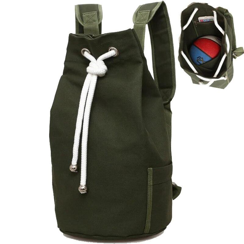 Спортивные баскетбольные сумки для мужчин и женщин, холщовые спортивные сумки для фитнеса, дорожные спортивные мешки, мешок на шнурке-0