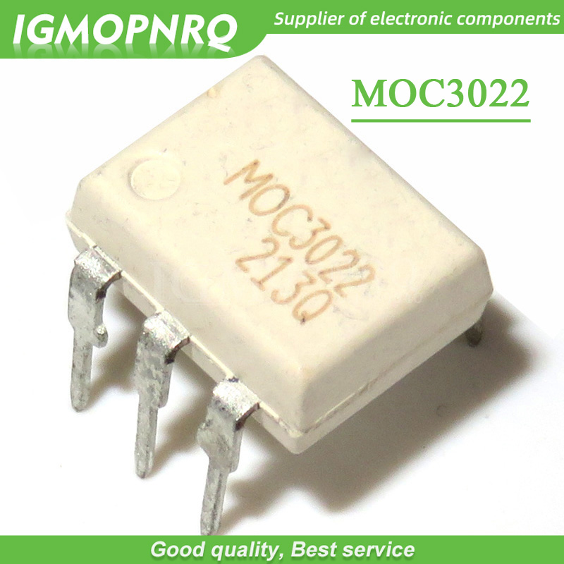 3Pcs 4N25 6Pin Optoisolators Transistor DIP New Good Quality