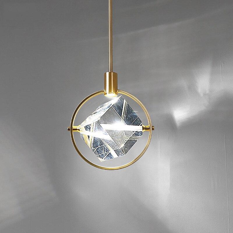 Hanglamp Lampen Industrieel Glass LED  Pendant Lights Home Decoration E27 Light Fixture  Luminaire Suspendu