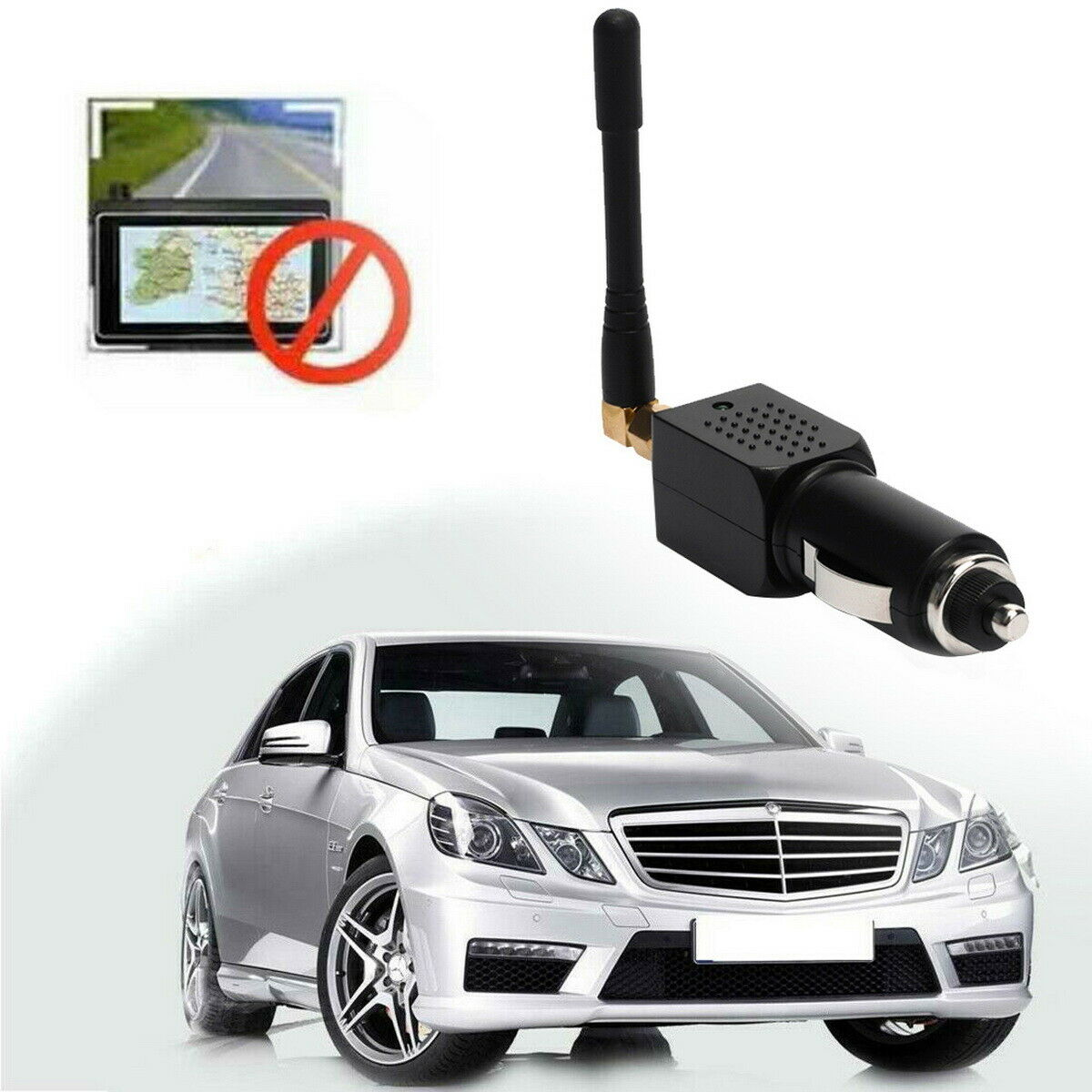 GPS SIGNAL INTERFERENCE BLOCKER ANTI TRACKER NO TRACKING STALKING CASE