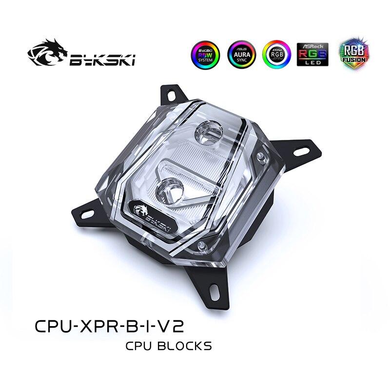 watercooler 5v 3pin,12v 4pin ,CPU-XPR-B-I-V2