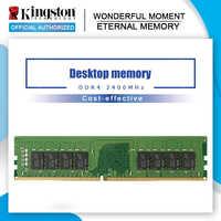 Kingston 4GB 2400Mhz DDR4 CL17 de Memoria RAM KVR24N17S6/4-SP Memoria 1,2 V 288Pin 8GB 16GB para escritorio