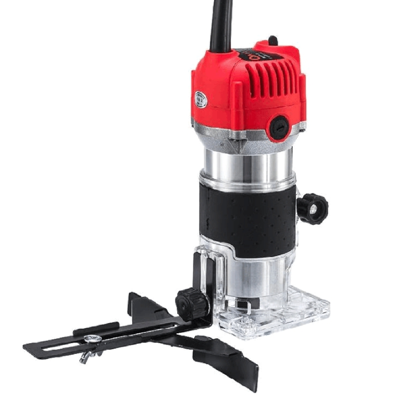 Electric Trimmer Handheld Laminate Edge Trimmer Collet Wood Router Woodworking Milling Engraving Slotting Machine