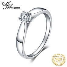 JewelryPalace CZ Solitaire หมั้นแหวน 925 (China)