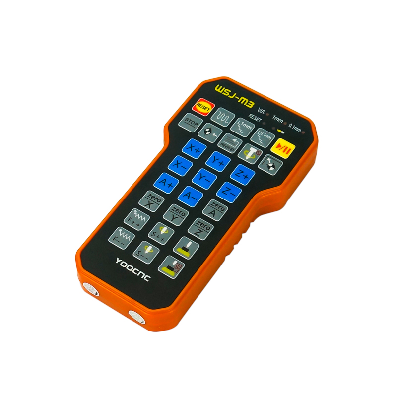CNC Gravur teile fernbedienung mach3 MPG USB wireless hand rad für CNC maschine - 4
