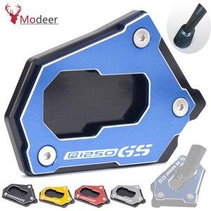 Image 1 - Extensión de pata de cabra de CNC para motocicleta BMW, accesorio de sujeción extensible compatible con R1250 GS, R 1250 GSA, R 1250GS HP, 2020