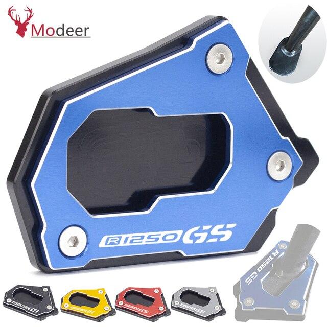 Extensión de pata de cabra de CNC para motocicleta BMW, accesorio de sujeción extensible compatible con R1250 GS, R 1250 GSA, R 1250GS HP, 2020