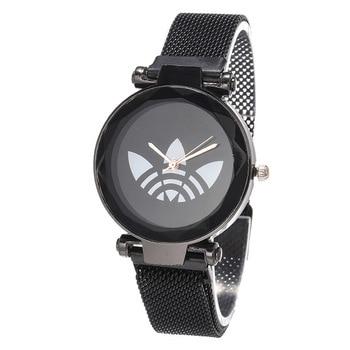Zegarki damskie Luxury Women Watches 2019 New Rose Gold Steel Dress Wristwatch Fashion Bracelet Quartz Ladies Watch Reloj Mujer цена 2017