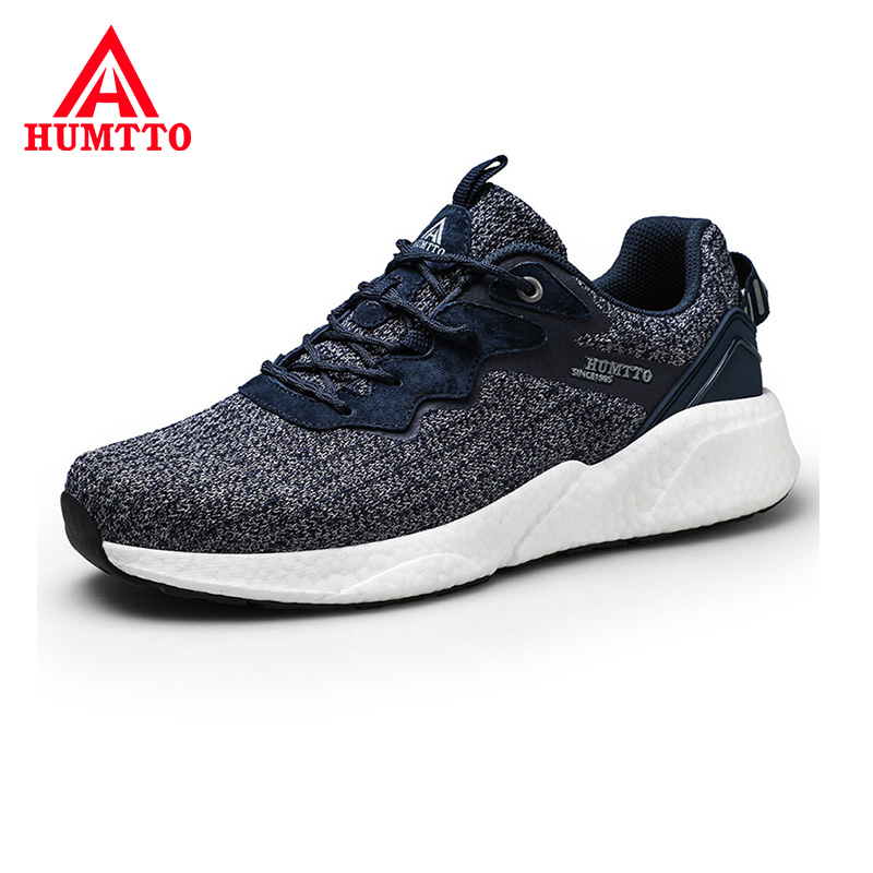 Buy Soft Non-slip Cushioning Shoes Men Fashion Lace-up Mens Shoes Casual Breathable Light Designer Sneakers Size 39-44