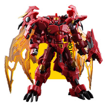 IF Transformation EX-42 EX42 Heatdeath Red Dragon Action Figure Robot Toys