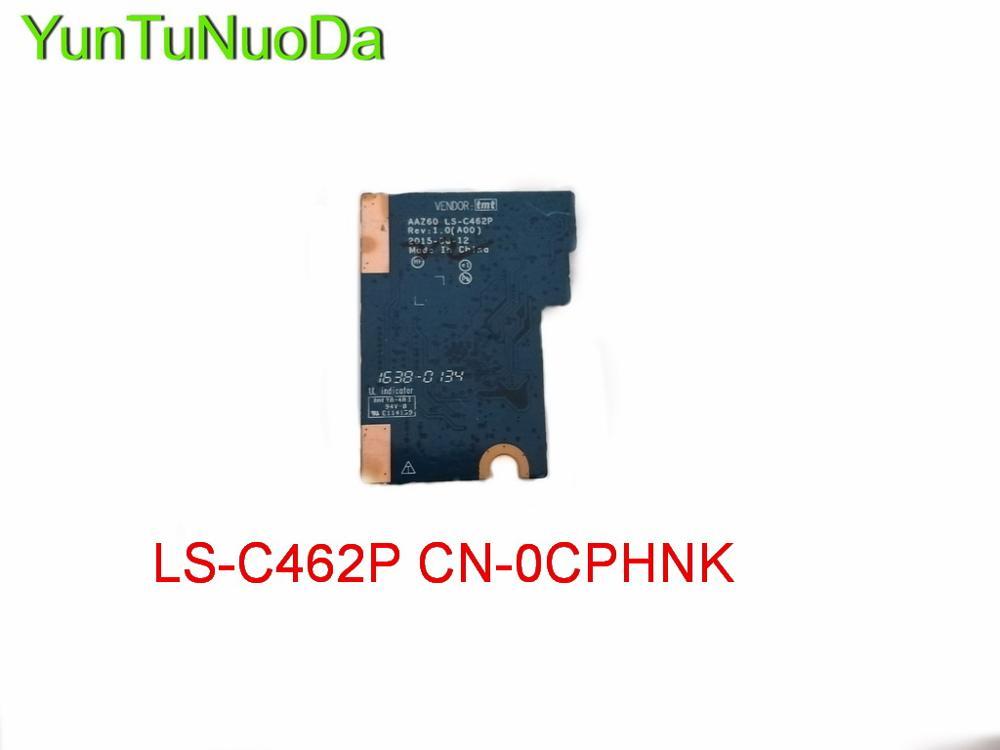 GENUINE Dell Latitude E7470  Junction Circuit Board+CABLE LS-C462P 3N9KX CPHNK