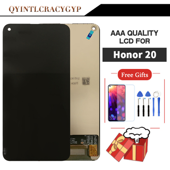 Original LCD For Huawei Honor 20/ NOVA 5T/Honor 20 pro/Honor 20S LCD Display Screen Digitizer Touch Screen For Honor 20 Screen фото