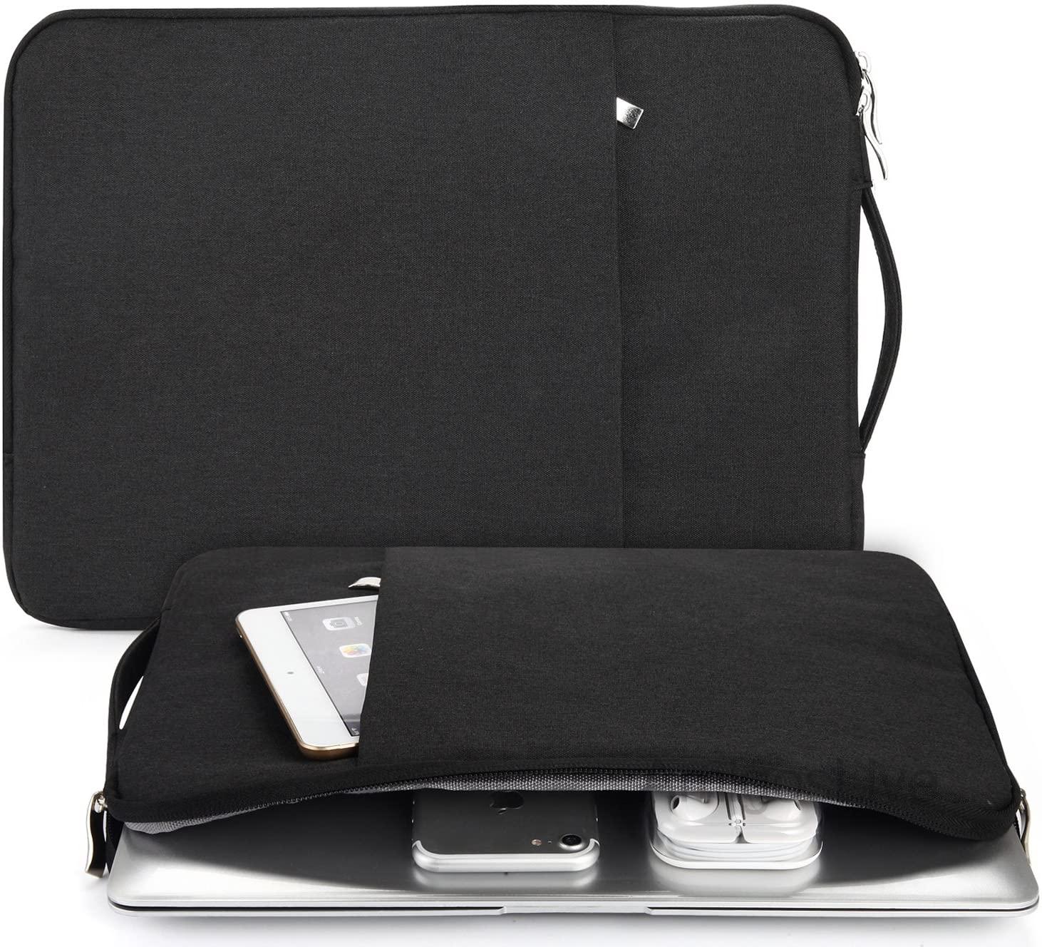 Handbag Sleeve Case For Huawei matebook Xpro 13.9 2020 13 14 D14 D15 15.6 Waterproof Zipper Pouch Bag Cover MagicBook Pro 16.1