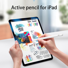 For iPad 10.9 Air 4 Pro 11 12.9 2020 For iPad 10.2 8th 7th Generation 2019 Air 3 10.5 Mini 5 9.7 Touch Stylus for Apple Pencil 2