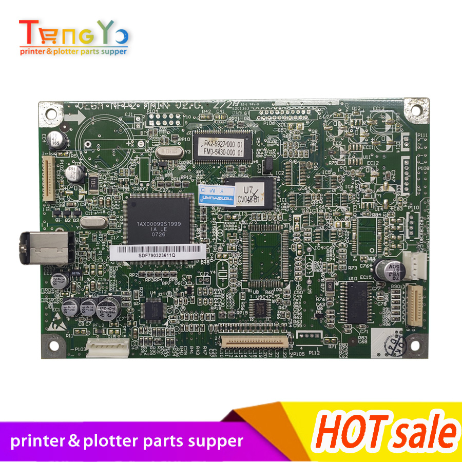 Formatter PCA ASSY Formatter Board logic Main Board For Canon MF4018 MF4010 MF4012 MF 4010 4018 FK2-5927-000 FM3-5430 printer image