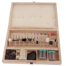 Sanding Grinding Kit Polisher Set DIY Crafting for Rotary Tool Accessories Watch Repair