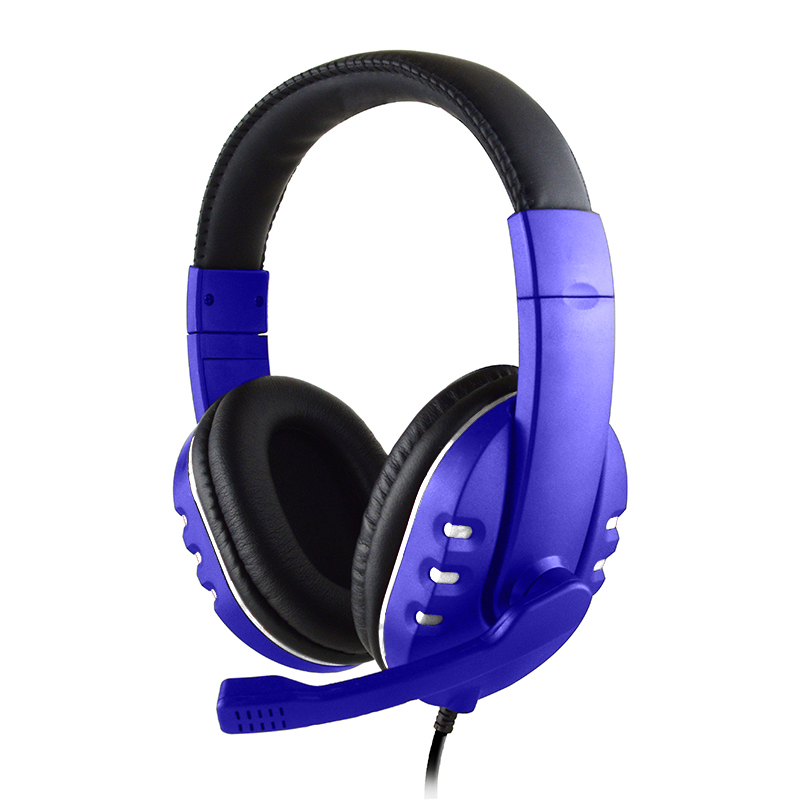 Wired gaming Headphones Gamer Headset Game Earphones with Microphone for PS4 Play Station 4 X Box One PC Bass Stereo PC headset 2