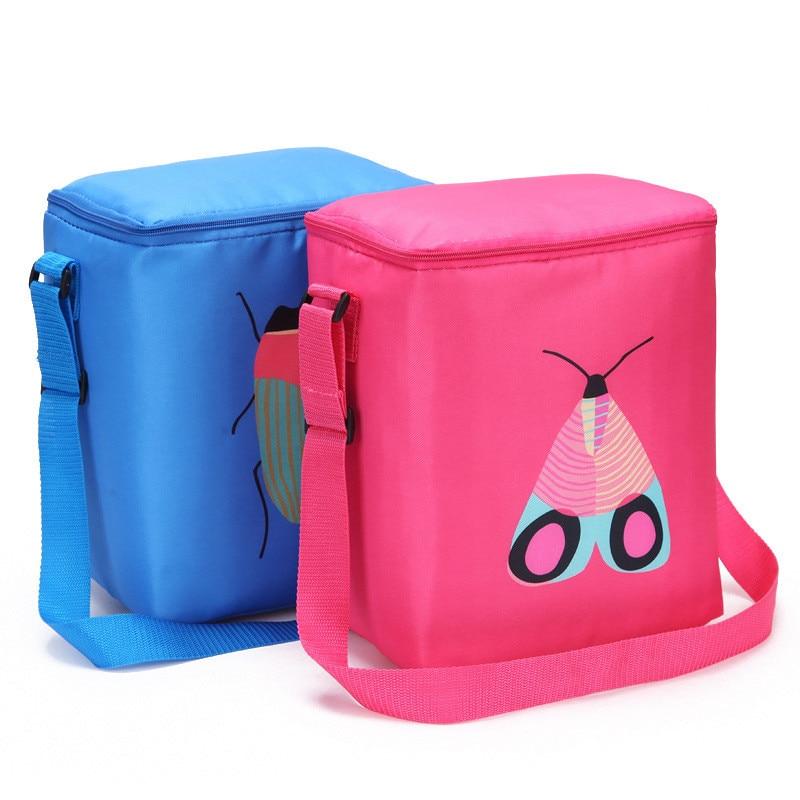 2021 Функциональная сумка холодильник с узором Коробки для обедов Портативный