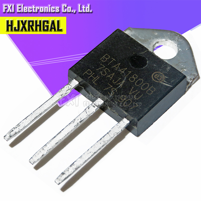 10 шт./лот BTA41-800B triac BTA41800B, гарантированный оригинал