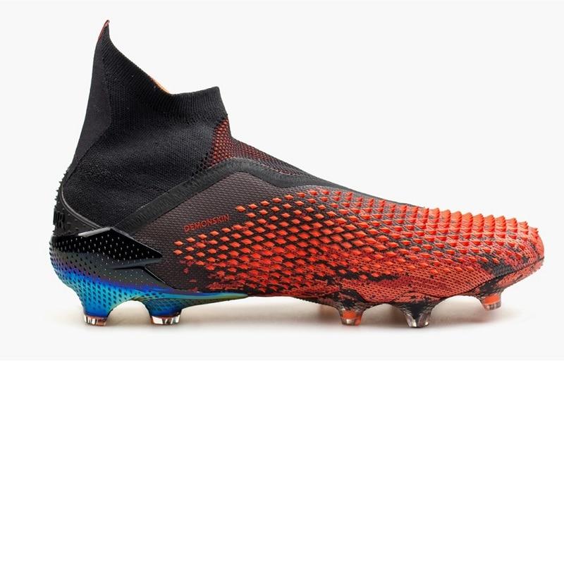 New 2020-2021 Season Predator Mutator 20+ FG Soccer Boots Mens Outdoor Football Boots