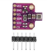 1 шт. BME680 цифровой датчик температуры и влажности, датчик давления CJMCU-680, модуль датчика высокой высоты, макетная плата