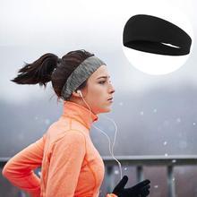 Riding Yoga Headband Fashion Unisex Breathable Stretch Running Sports Head Band