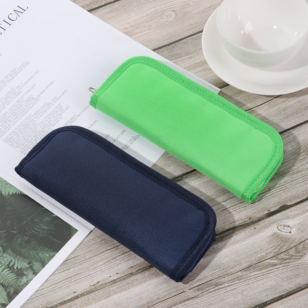 1Pc Portable Practical Refrigerated Pack Oxford Cloth Pill Protector Thermal Insulated  Insulin Cooling Bag Insulation Organizer