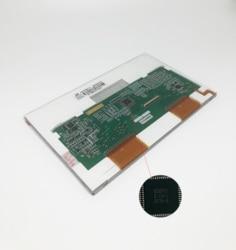 Oryginalny 7 cal AT070TN83 V.1 AT070TN83 V1 EK6709 wymiana wyświetlacza ekranu LCD części darmowa wysyłka