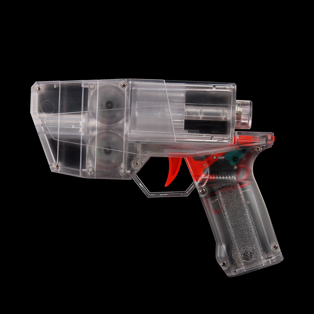 Worker Hurricane Blaster For Elite Long Darts - Transparent