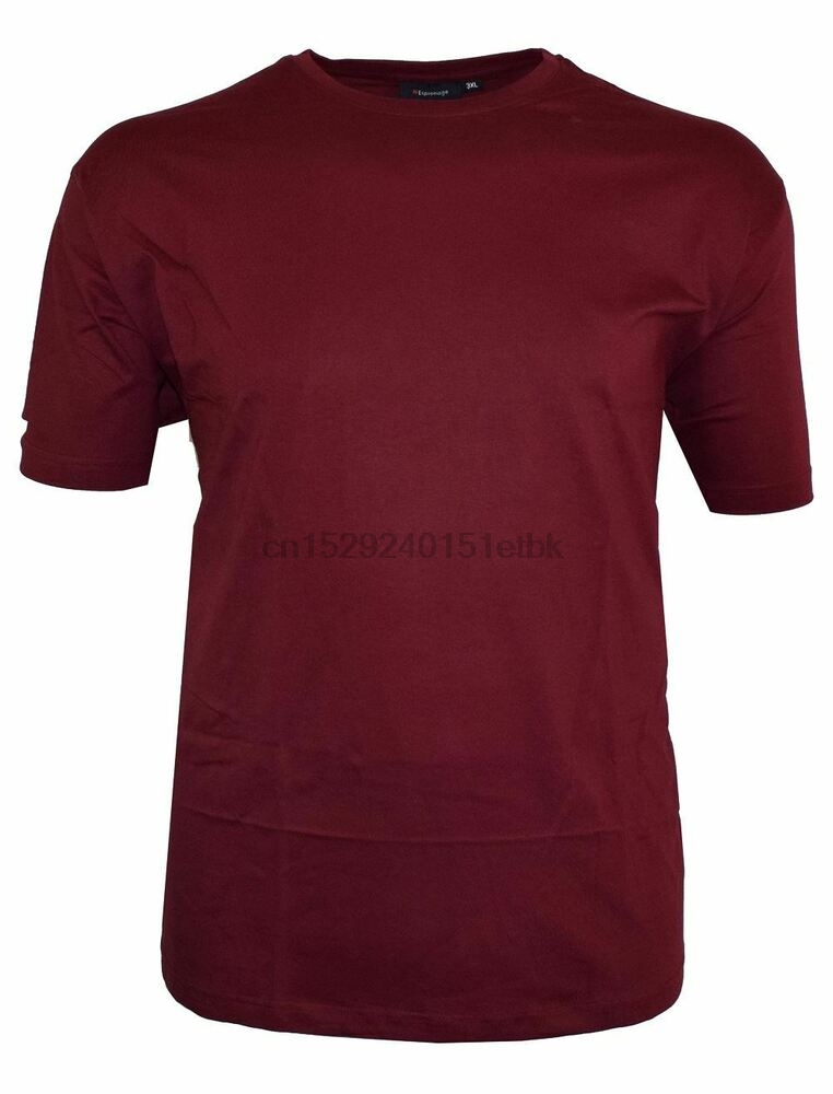 171 4 Options in Size 2XL to 8XL Details about  /ESPIONAGE Premiun Cotton Printed Tee Shirts