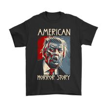 TRUMP AMERICAN HORROR STORY HALLOWEEN SHIRTS