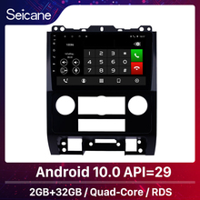 Seicane Android 10.0 Ram 2G Auto Gps Radio Voor Ford Escape 2007 2008 2009 2010 20112012 Unit Speler Ondersteuning carplay OBD2 Dvr Tpms