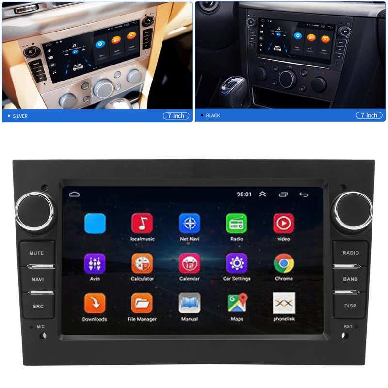 7in navegação do carro auto gps áudio player de vídeo para android 9.1 apto para opel vauxhall corsa/antara/astra