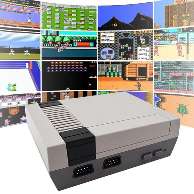 Built in 620 Game Mini Video Game Machine 8-bit Retro Video Game Machine 2