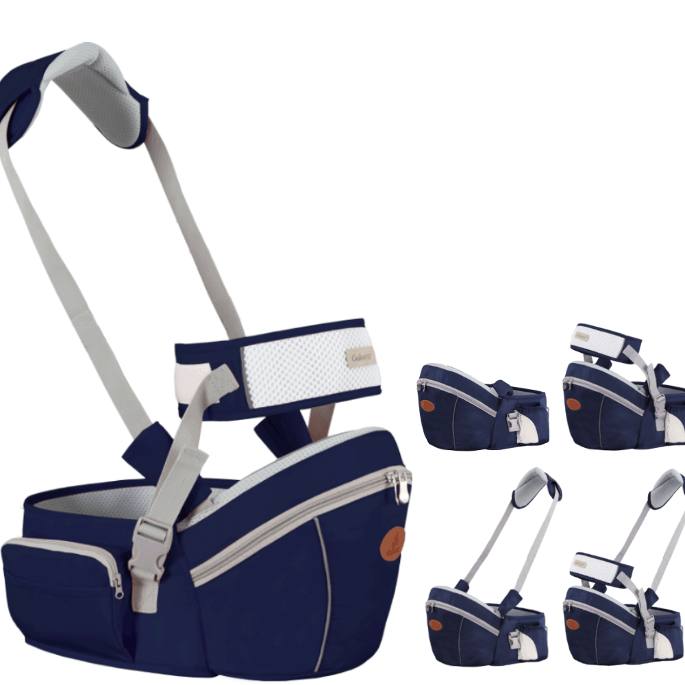 Plecak z nosidełkiem Hipseat pas biodrowy talia stołek Sling dla noworodków oddychający kangur dla dziecka Hipsit