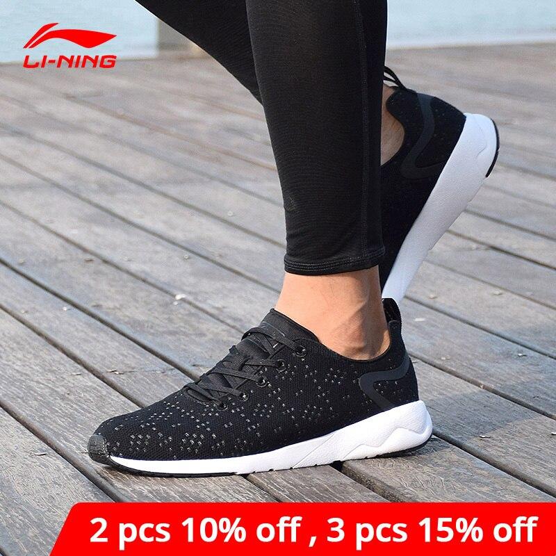 Li Ning/Мужская обувь для отдыха в стиле Хизер; Спортивная обувь с подкладкой из моно пряжи; Дышащие кроссовки; AGCM055 YXB076| |   | АлиЭкспресс - 16 фаворитов NikiMoran с Aliexpress