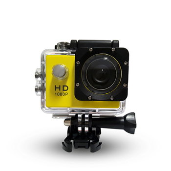 Action Camera Waterproof Sports Cam Wide Angle Lens DV Camcorder Rechargeable Outdoor Sport Action Mini Camera Waterproof
