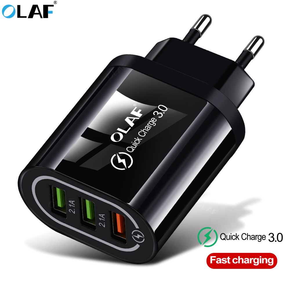 Adapter Usb-Charger Mobile-Phone Xiaomi Samsung 5v 3a Apple