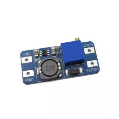 1 pçs/lote MT3608 DC-DC Impulso Ajustável Módulo de Alimentação Conversor Voltage Regulator Module 2 V-24 V para 5 V-28 V 2A