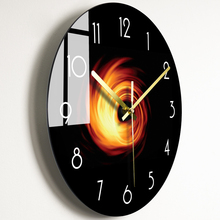 Silent Wall Clock Living Room Creative Fashion Clock Modern Minimalist Art Luxury Nordic Novelty Wall Watch Modern Design