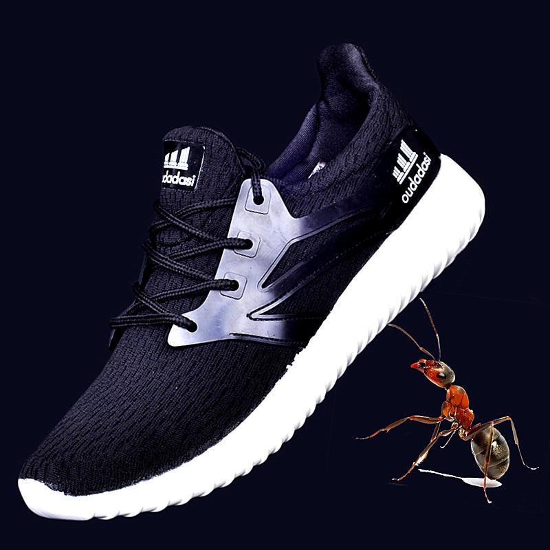 Кроссовки для мужчин и женщин, дышащая Спортивная обувь для бега, уличная модная удобная повседневная спортивная обувь для пар