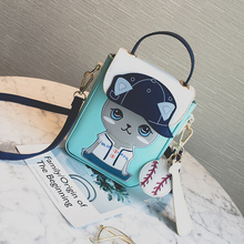 2020 New Fashion Crossbody bags for women Cell phone bags Leather Shoulder Bag Purses and handbags women Cartoon Mini bag purse 2017 new women bag beautiful women version of the purse fashion bags