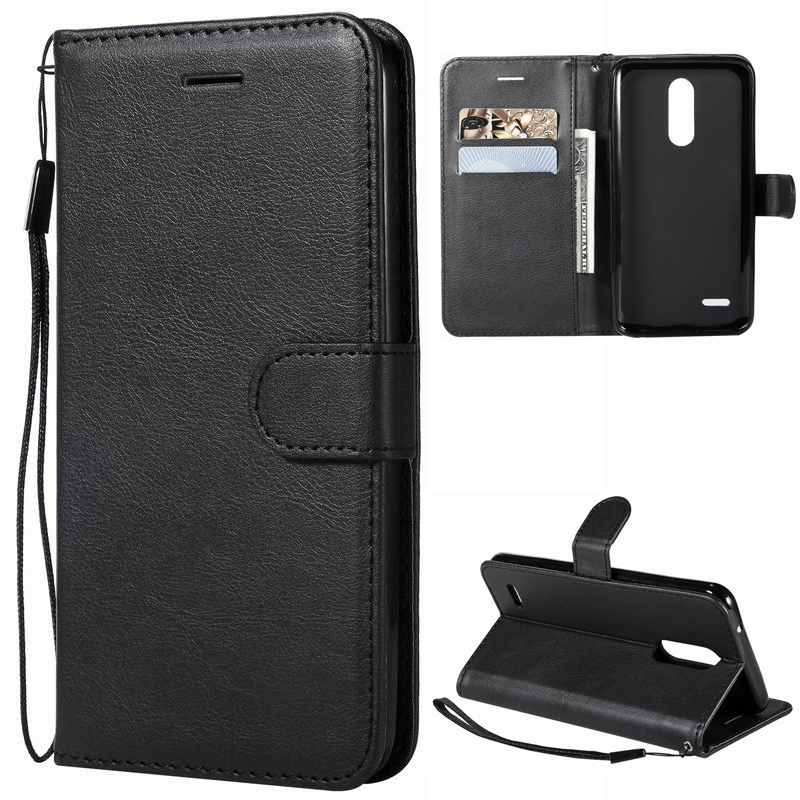 Case For LG X Power 2 Cover Leather Case For LG K4 2017 K7 K8 K10 2018 K12 Plus K50 K40s K20 K30 2019 V20 Mini V30 V40 V50 V60