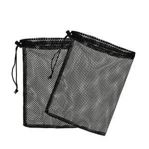 Bag-Pouch Golf-Accessories Mesh-Nets Storage-Bags Tennis-Carrying-Holder Nylon 2pcs