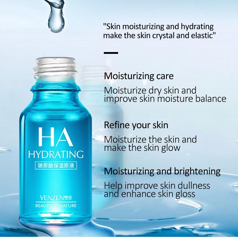 VENZEN Hyaluronic Acid Moisturizing Face Serum 5