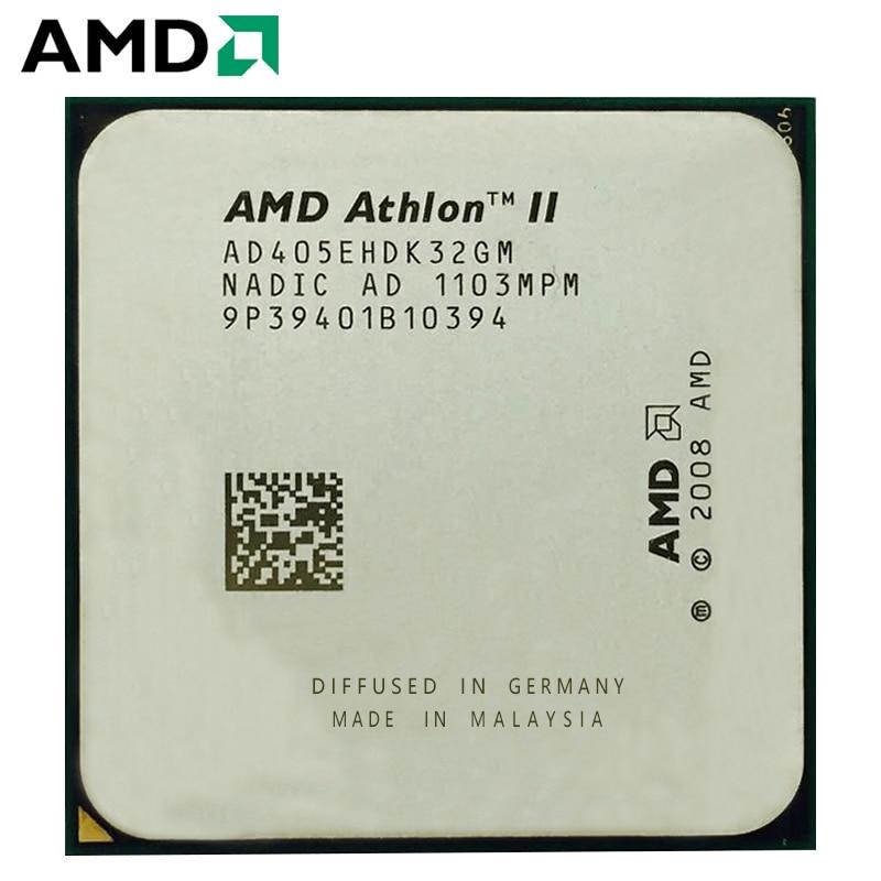 AMD CPU Processor-2.3ghz AM3 Triple-Core 45w-Socket Athlon-Ii X3 405e TDP Energy Efficient