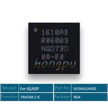 10 개/몫 아이폰 6 s/6 s 플러스/6 splus u2/usb ic usb 충전기/충전/tristar 2 ic에 대 한 원래 새로운 1610a3/u4500 ic